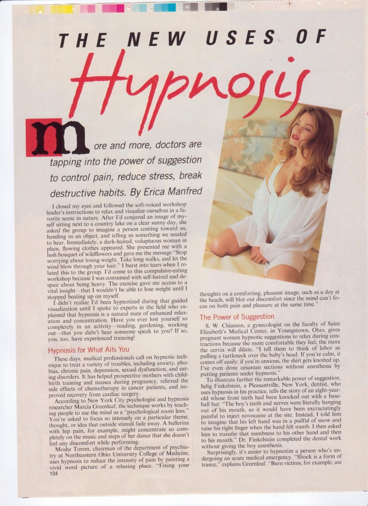 new-uses-of-hypnosis